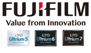 Fujifilm producent LTO 7