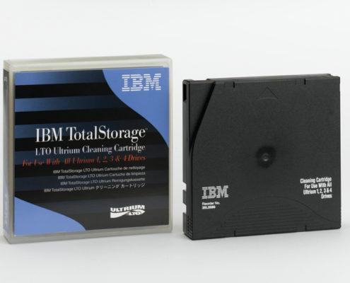 Taśma czyszcząca LTO IBM
