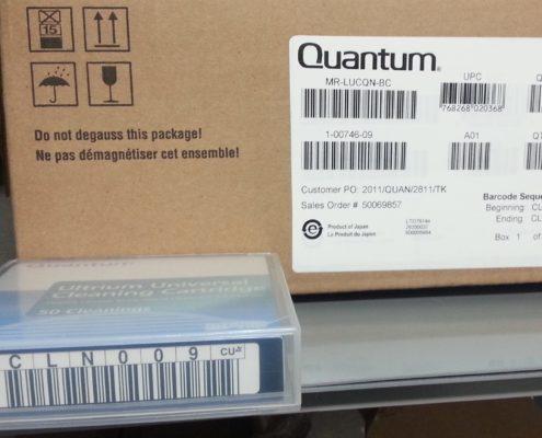 Taśma czyszcząca LTO Ultrium Quantum