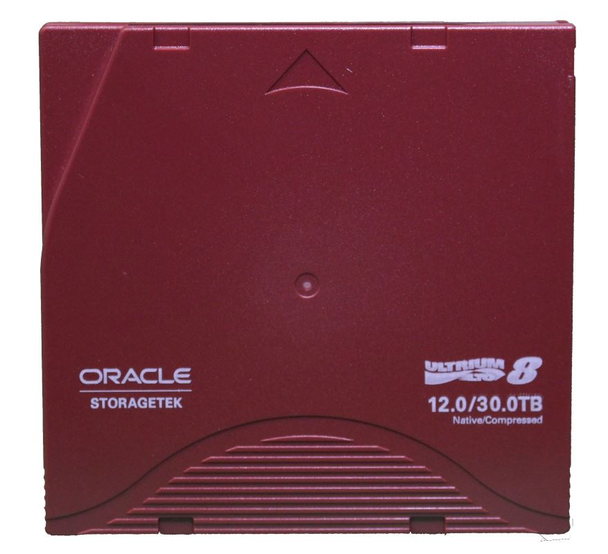 Oracle-LTO-8