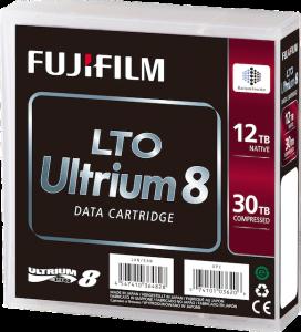 Taśma Fujifilm LTO8 12/30TB RW
