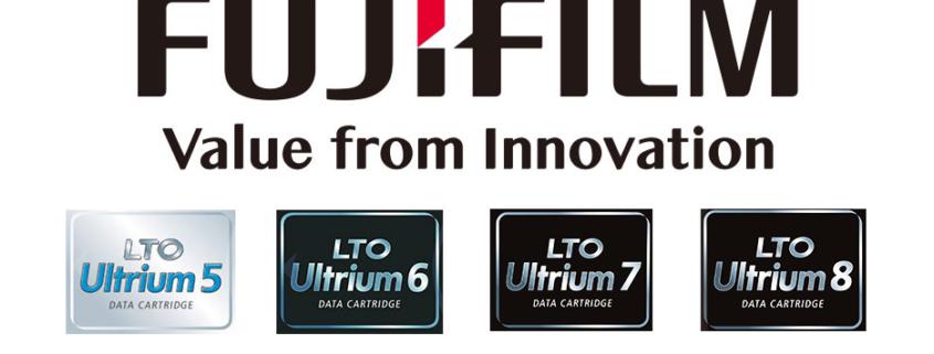 Fuji LTO-5-6-7-8